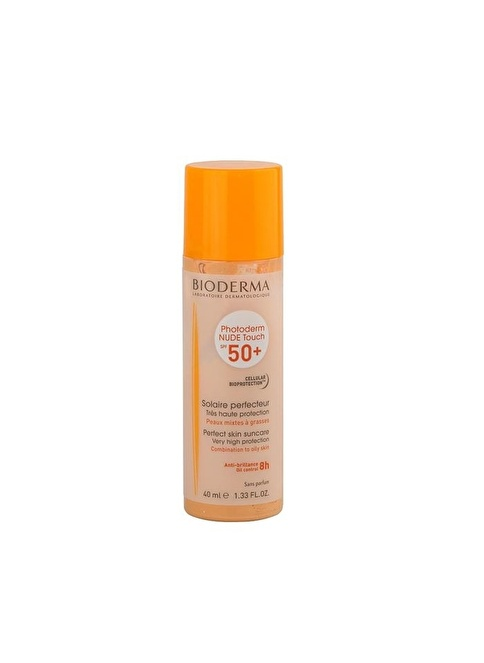 Bioderma Photoderm Nude Spf 50+ Natural Renksiz